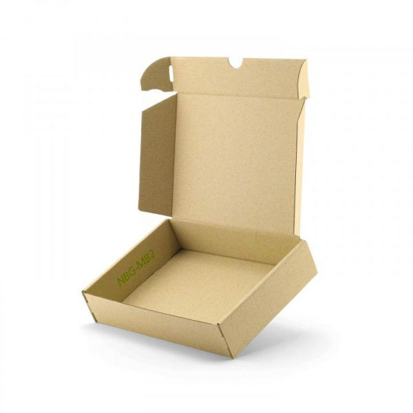 Maxibriefkartons DIN B6 180 x 130 x 45 mm | Naturebox® Graskartons