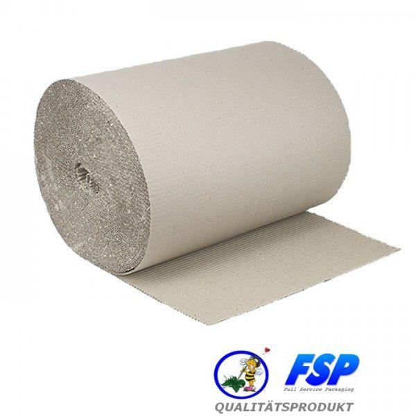 Rollenwellpappe 20cm x 70m Altpapier einwellig