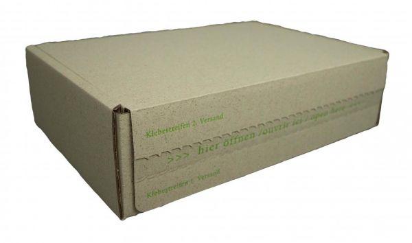 Premium E-Commerce Graskarton 318 x 232 x 90 mm   Naturebox®
