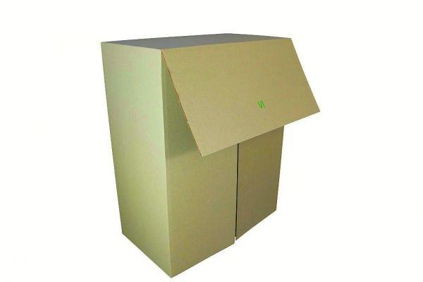 Zweiwellige Kartons 700 x 550 x 300 mm | Falkarton Gras Typ VI