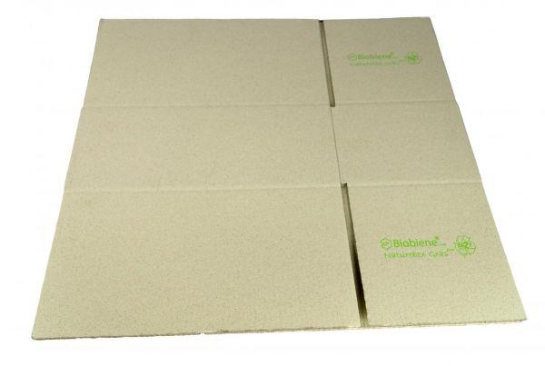 Vollüberlappender Graskarton 405 x 205 x 145 mm | Naturebox®