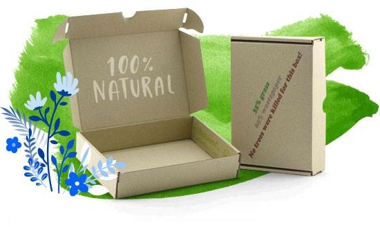Maxibriefkartons DIN A4 hier günstig online bestellen