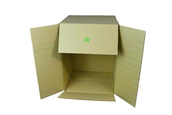 Zweiwellige Kartons 390 x 290 x 250 mm | Naturebox Gras Typ IV