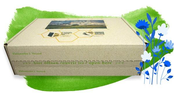 Gras Kartons Versandkartons - Graskartons online kaufen
